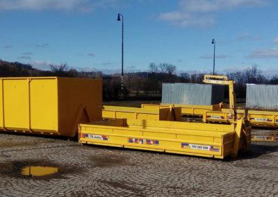 Řidič nákladních vozidel – Nabídka práce ve společnosti TD Služby s.r.o.